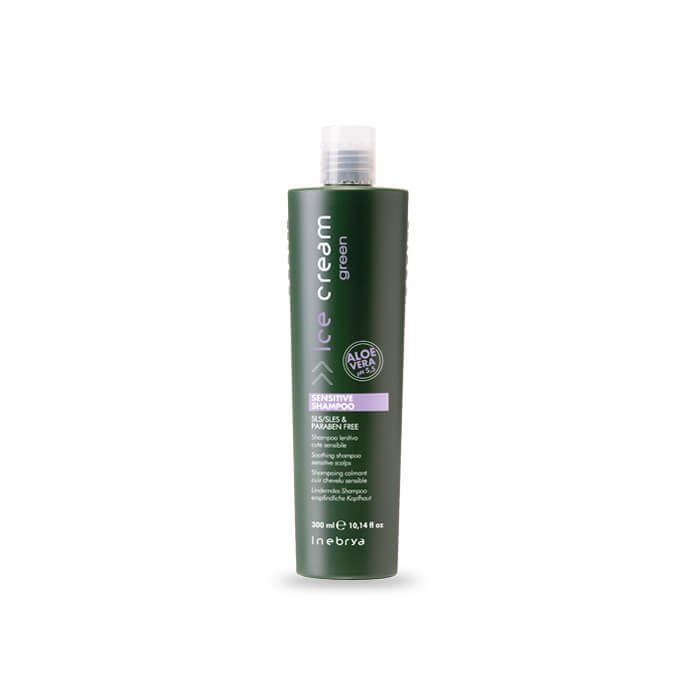 Inebrya Green Sensitive Shampoo 300ml