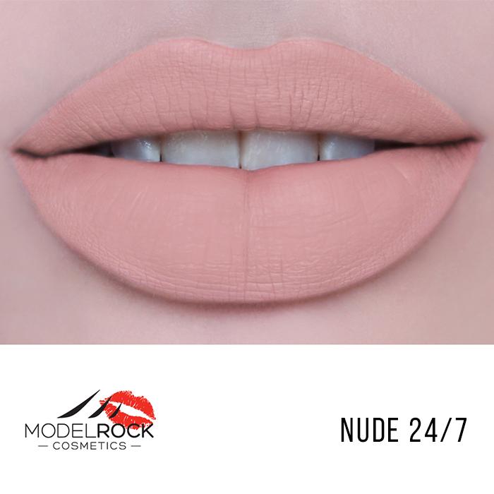 Liquid Matte Lipstick- Moroccan Goddess - Modelrock