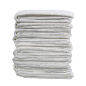 Glammar Microfibre Towels White