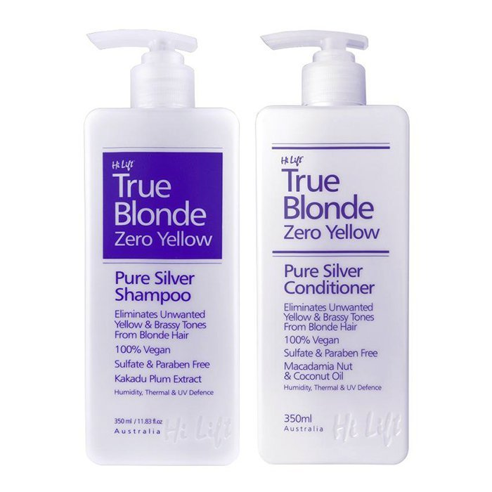 shampoo for blonde hair