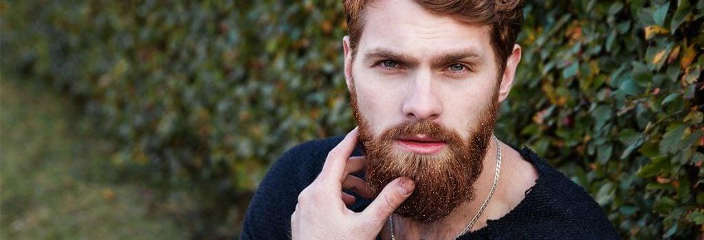 Glitter Beards