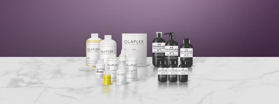 Olaplex or Cureplex