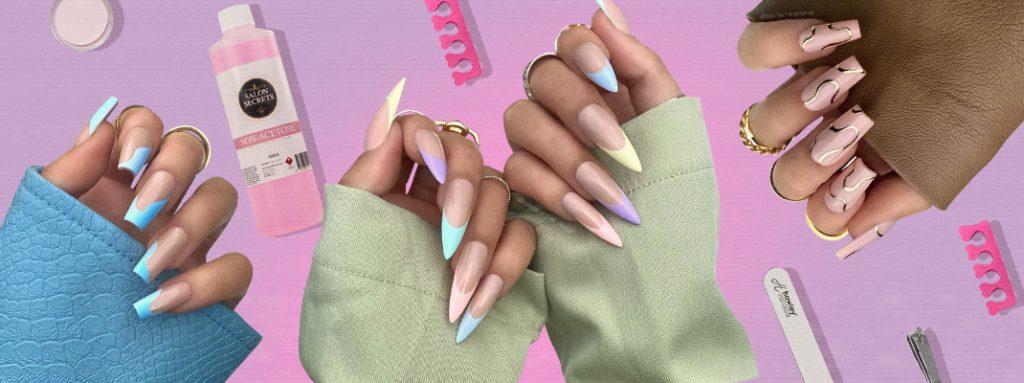 how to strengthen weak nails