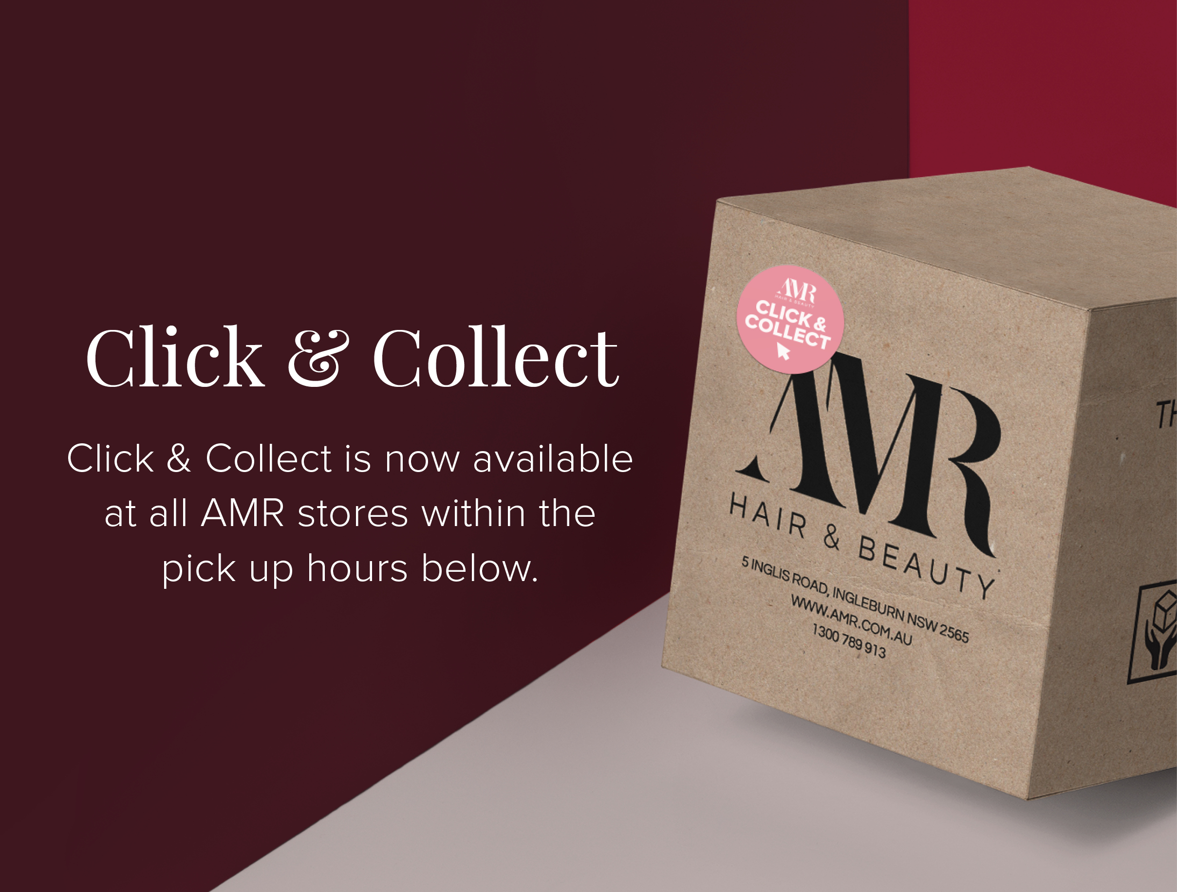 AMR Click & Collect